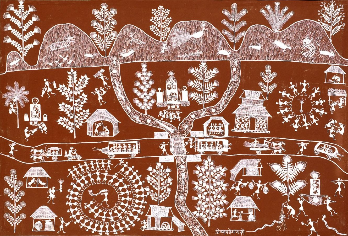 The Warli Village