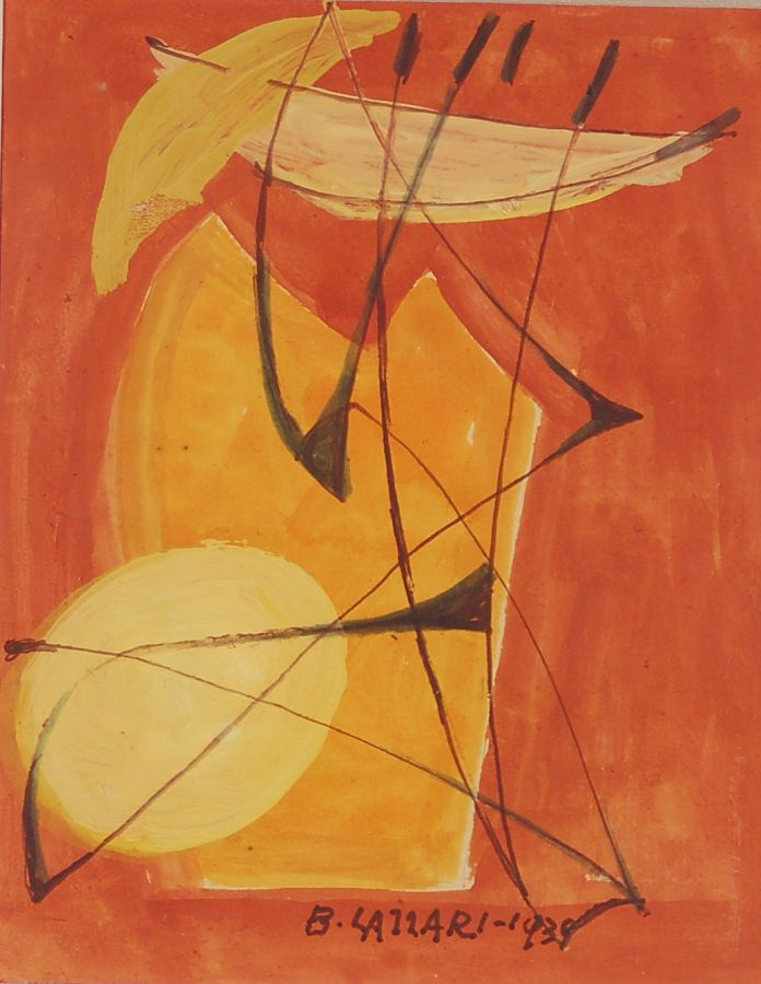 BICE LAZZARI: THE LADY OF ABSTRACT